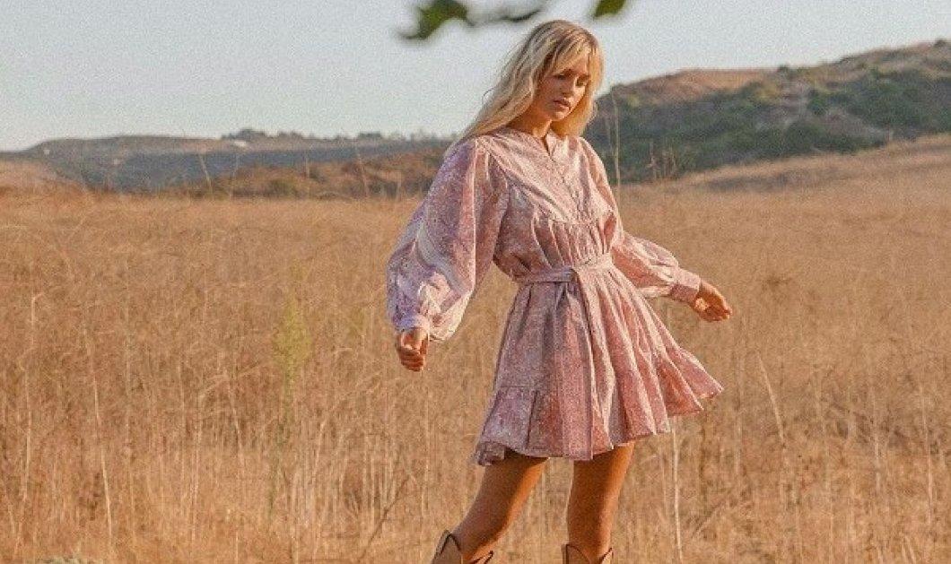 10 φορέματα που μας κάνουν να ανυπομονούμε για την Άνοιξη: Φαρδιά και μίνι, με ζώνη στη μέση ή αέρινα (φωτό) - Κυρίως Φωτογραφία - Gallery - Video