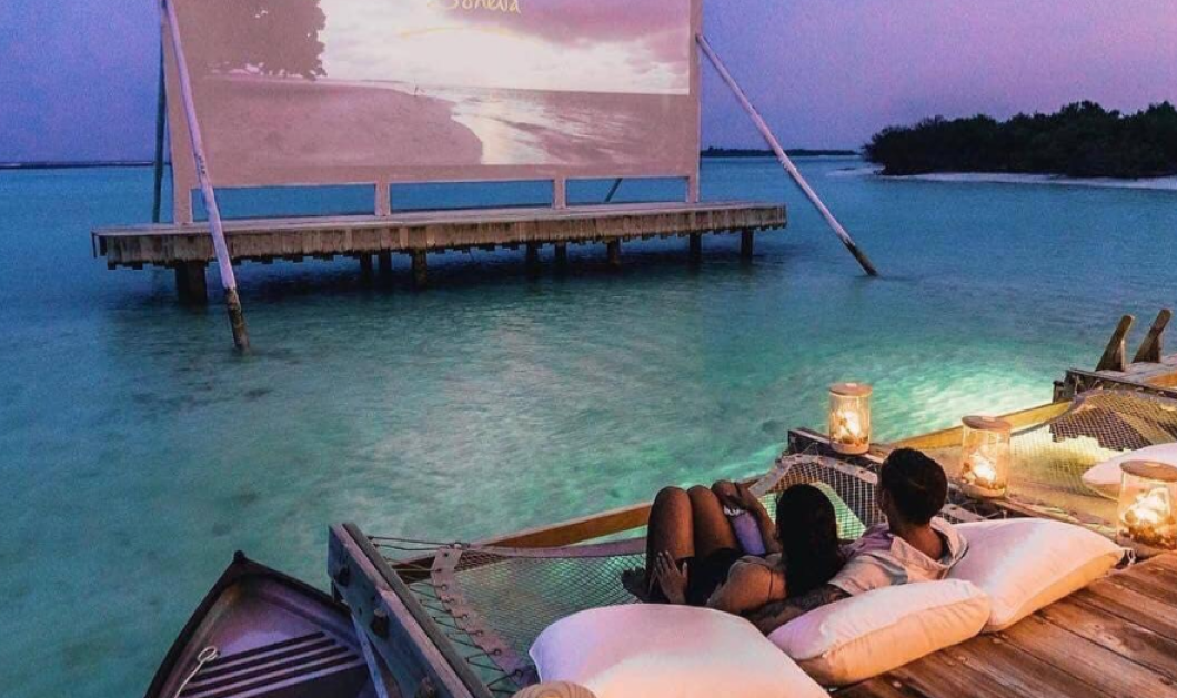 Στις Μαλδίβες μπορείς να παρακολουθήσεις ταινία μέσα στη θάλασσα - Παραδεισένιο μέρος για αξέχαστες εμπειρίες (φωτό) - Κυρίως Φωτογραφία - Gallery - Video