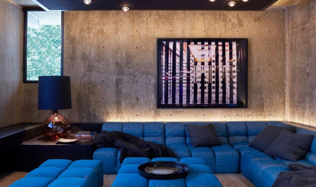 """12 εκπληκτικές ιδέες Design για να φτιάξετε το δικό σας """"Home Cinema"""" - To σαλόνι έγινε κινηματογράφος & η ταινία αρχίζει (φώτο) - Κυρίως Φωτογραφία - Gallery - Video"""