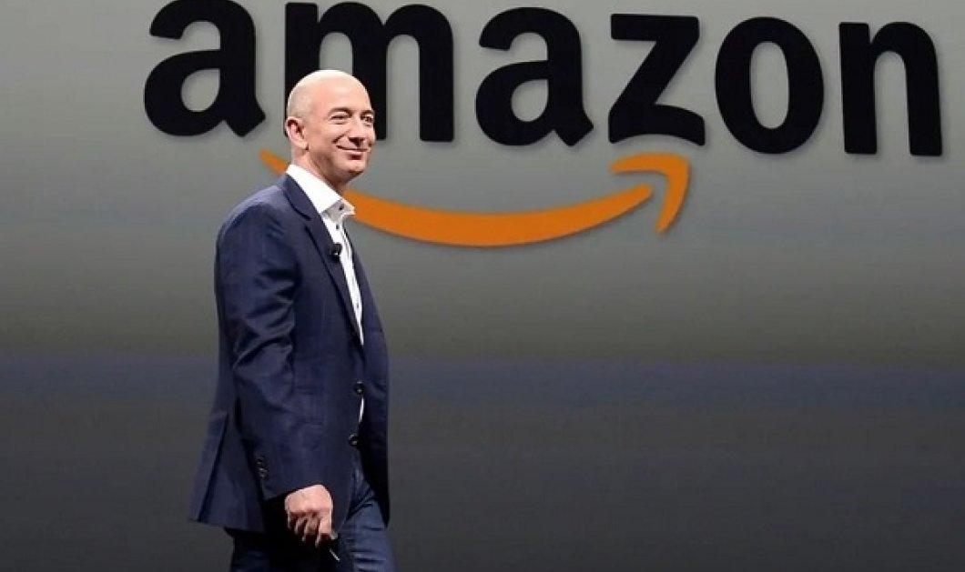 Ο πλουσιότερος άνθρωπος στον πλανήτη ο Jeff Bezos εγκαταλείπει την Amazon - Ποιος μπαίνει στην θέση του; - Κυρίως Φωτογραφία - Gallery - Video