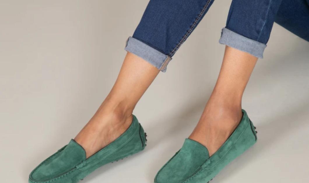18 Flat παπούτσια για την Άνοιξη που θα σας εντυπωσιάσουν - Η τέλεια επιλογή αν δεν θέλετε sneakers (φωτό) - Κυρίως Φωτογραφία - Gallery - Video