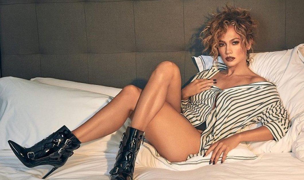 Η Jennifer Lopez με συγκλονιστική ρόμπα πηγαίνει πρωινό στο κρεβάτι στα δίδυμα παιδιά της - 'Εγιναν 13 χρονών! (βίντεο) - Κυρίως Φωτογραφία - Gallery - Video