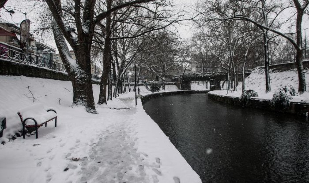 Καιρός: Συνεχίζει την επέλασή της η ''Μήδεια'' - Πως θα εξελιχθεί ο χιονιάς τις επόμενες ώρες  - Κυρίως Φωτογραφία - Gallery - Video