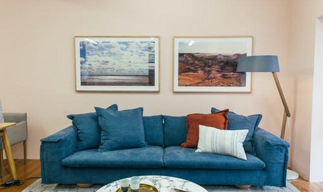 Σπύρος Σούλης: Διακοσμήστε το σπίτι σας με τη νέα εντυπωσιακή τάση - Color Blocking ακόμα και στο decor  - Κυρίως Φωτογραφία - Gallery - Video