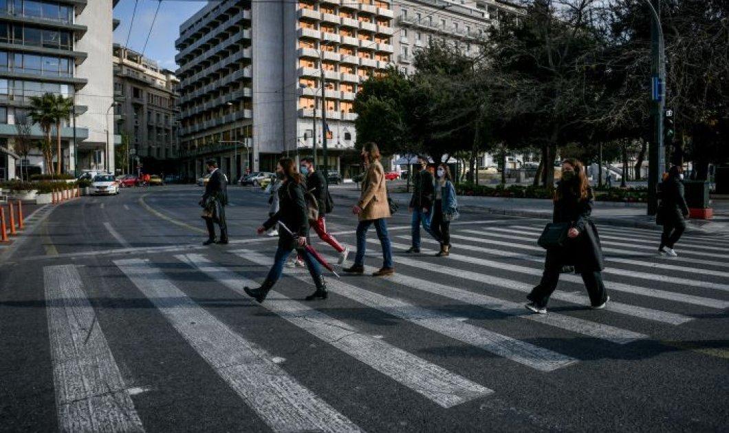 Κορωνοϊός - Ελλάδα: 1.327 νέα κρούσματα - 22 νεκροί, 281 διασωληνωμένοι - Κυρίως Φωτογραφία - Gallery - Video