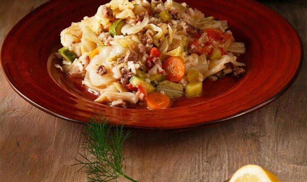 Μια γρήγορη και θρεπτική συνταγή από την Αργυρώ Μπαρμπαρίγου: Πεντανόστιμο λαχανόρυζο λεμονάτο  - Κυρίως Φωτογραφία - Gallery - Video