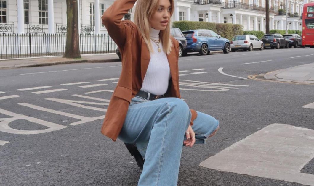 Baggy jean: Πως να φορέσεις το πιο trendy φαρδύ παντελόνι με τον πιο στυλάτο τρόπο - Όλες οι ιδέες  - Κυρίως Φωτογραφία - Gallery - Video