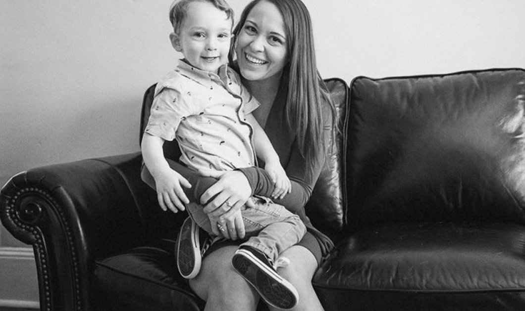 "Story of the day: ""Γιατί να εμβολιαστώ"" - Ο συγκινητικός αγώνας μιας νεαρής  μητέρας να προστατέψει τον 5χρονο γιο της από τον κορονοϊό (φώτο) - Κυρίως Φωτογραφία - Gallery - Video"