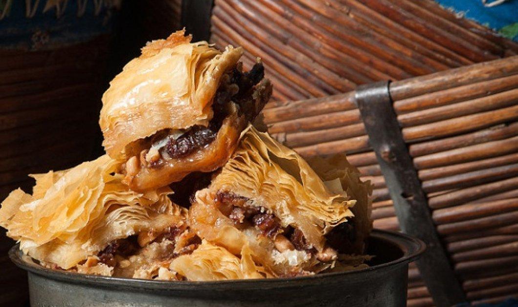 Στέλιος Παρλιάρος: Μπακλαβάς με χουρμάδες - Το tip του σεφ που θα δώσει άλλη διάσταση στο πιάτο σας - Κυρίως Φωτογραφία - Gallery - Video