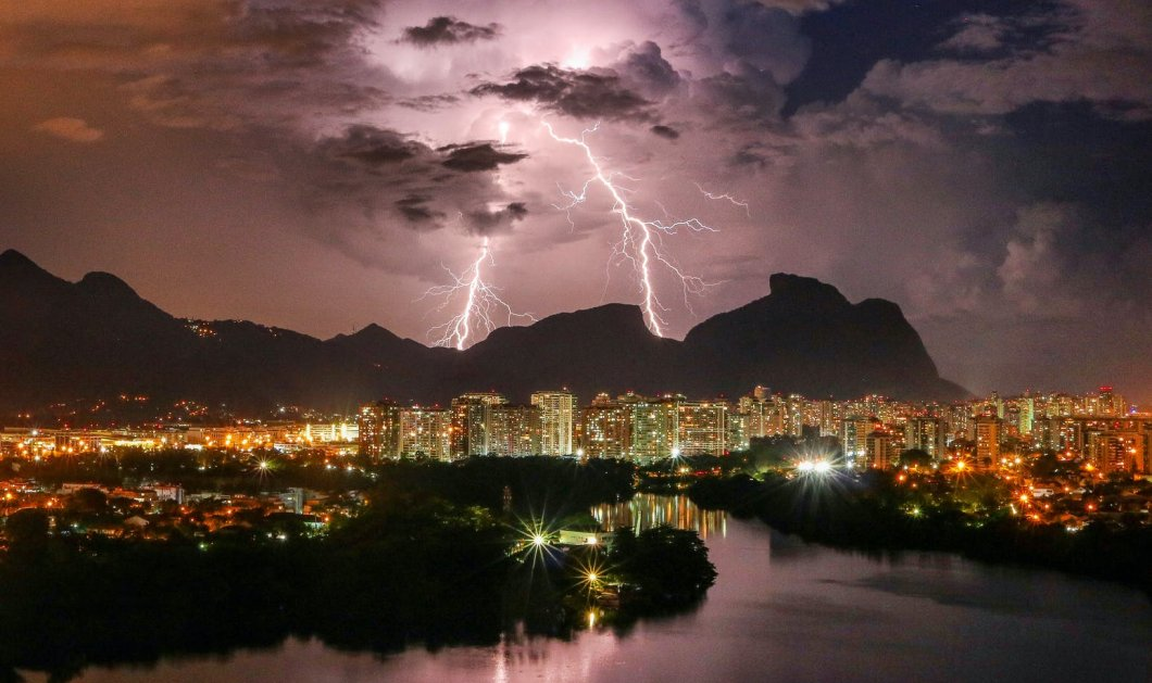Καιρός: Σφοδρή κακοκαιρία σήμερα Δευτέρα με βροχές, καταιγίδες και θυελλώδεις ανέμους - Κυρίως Φωτογραφία - Gallery - Video