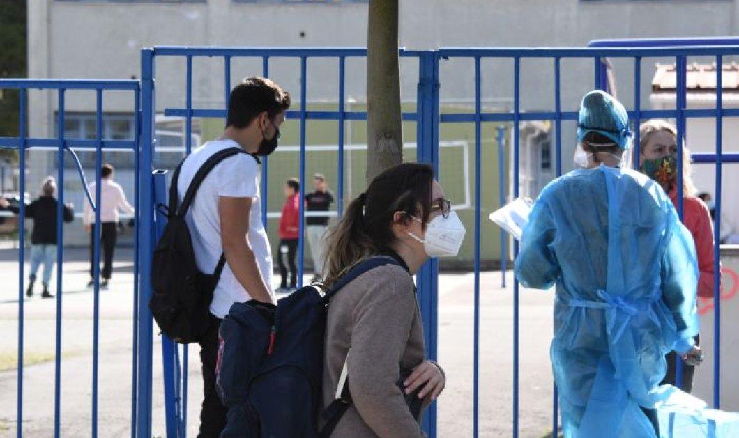 Κορωνοϊός - Ελλάδα: Ραγδαία αύξηση με 1.261 νέα κρούσματα - 22 νεκροί, 244 διασωληνωμένοι - Κυρίως Φωτογραφία - Gallery - Video