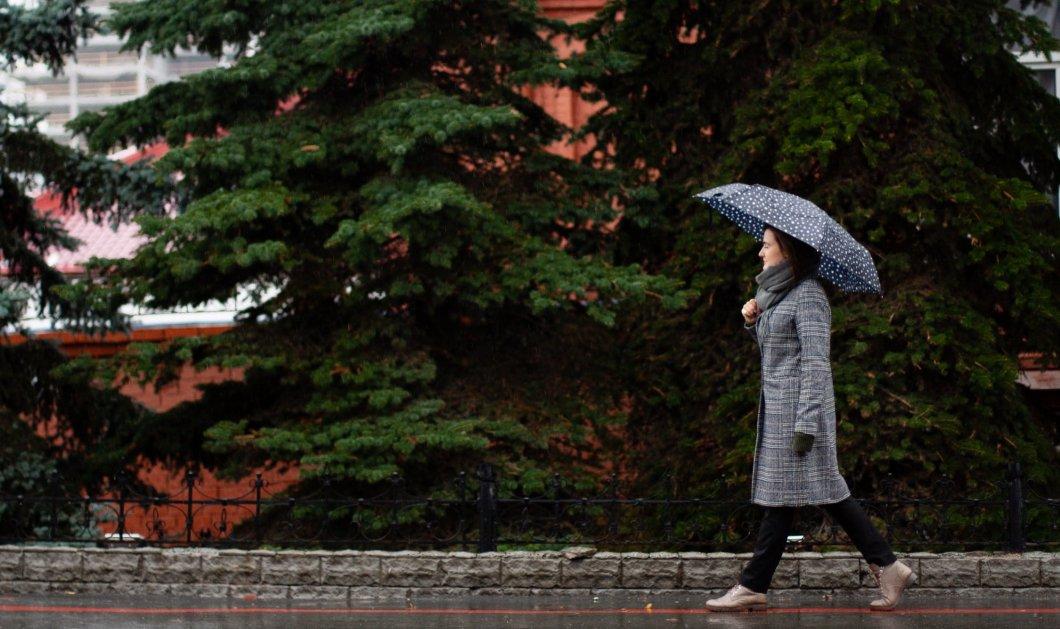 Αστατος ο καιρός σήμερα, Τετάρτη -Σε ποιες περιοχές θα έχει βροχές & καταιγίδες - Κυρίως Φωτογραφία - Gallery - Video