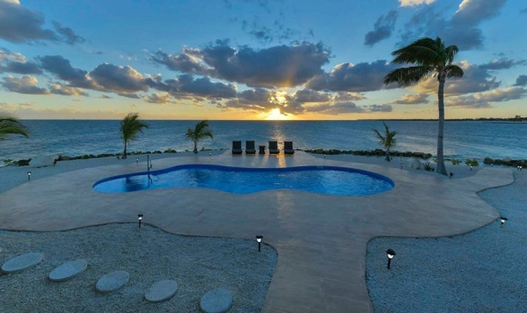 Υπάρχει ένα νησί στην Φλόριντα που μπορείς να νοικιάσεις! Με θέα τον ωκεανό, πισίνα και χώρο για 6 (φωτό)  - Κυρίως Φωτογραφία - Gallery - Video