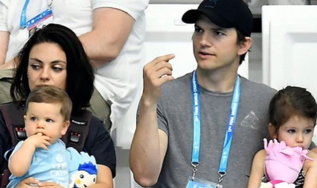 Δημητράκης, ονομάζεται ο γιος του Άστον Κούτσερ και της Μίλα Κούνις - Πώς το διάσημο ζευγάρι του Χόλιγουντ έδωσε ορθόδοξο όνομα στο παιδί - Κυρίως Φωτογραφία - Gallery - Video