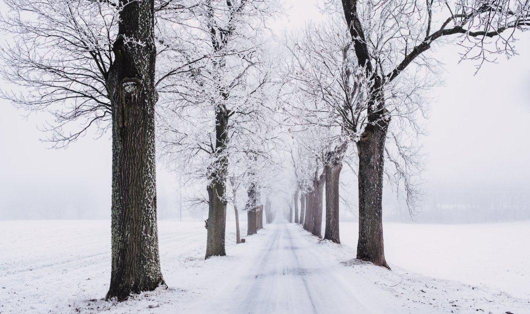 Καιρός : Καταφθάνει η ''Μήδεια'' & θα φέρει ισχυρό χιονιά στην χώρα - Έκτακτα μέτρα της Πολιτικής Προστασίας  - Κυρίως Φωτογραφία - Gallery - Video