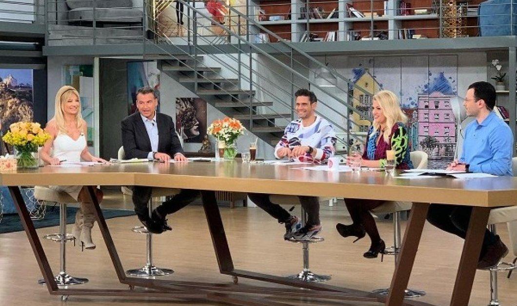 Γιώργος Λιάγκας: Έχουμε τρια κρούσματα κορωνοϊού στο «Πρωινό» - Πότε επιστρέφει στον αέρα η εκπομπή (βίντεο) - Κυρίως Φωτογραφία - Gallery - Video