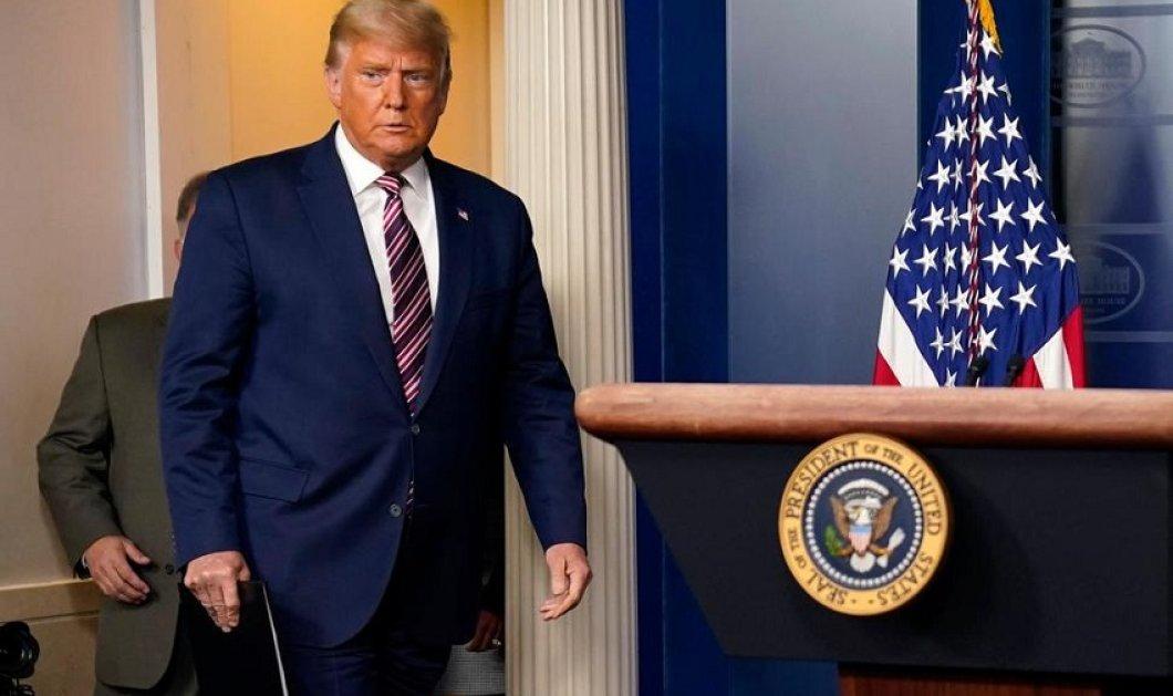 """Οριστικό """"διαζύγιο"""" για τον Τραμπ από το twitter : """"Αποκλείεται δια παντός - Δεν θα επιστρέψει ούτε αν ξαναγίνει Πρόεδρος των Η.Π.Α""""  - Κυρίως Φωτογραφία - Gallery - Video"""