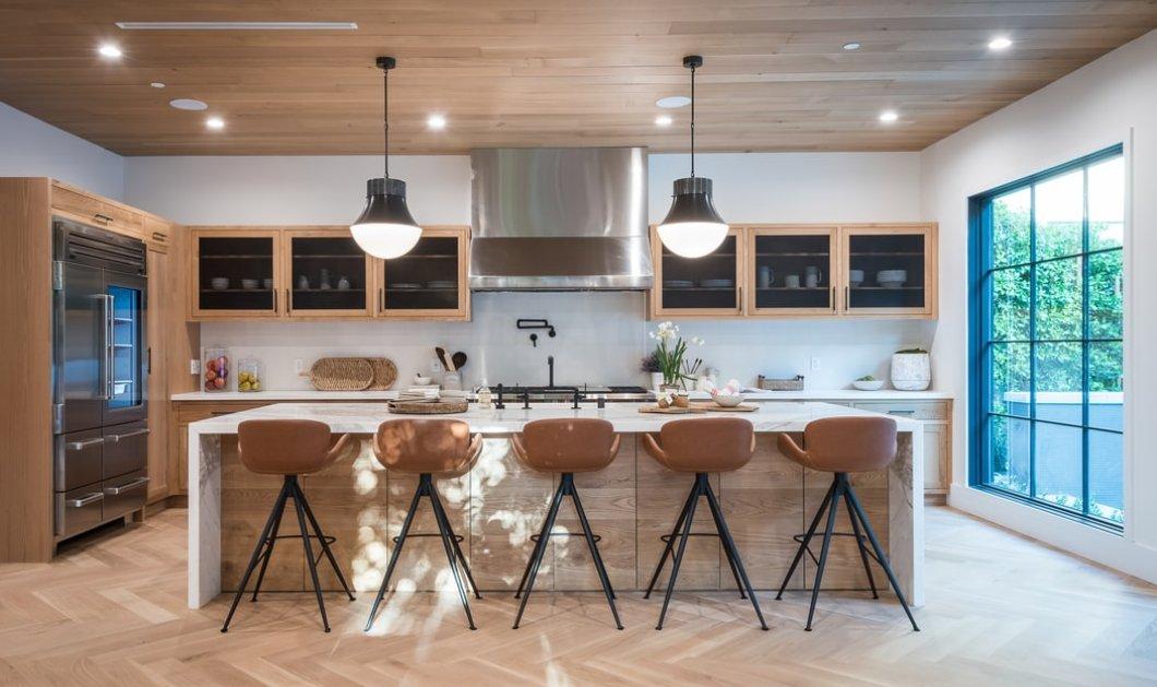 Ο Σπύρος Σούλης μας προτείνει: Δείτε υπέροχες κoυζίνες εμπνευσμένες από την Ιταλική διακόσμηση - Κυρίως Φωτογραφία - Gallery - Video