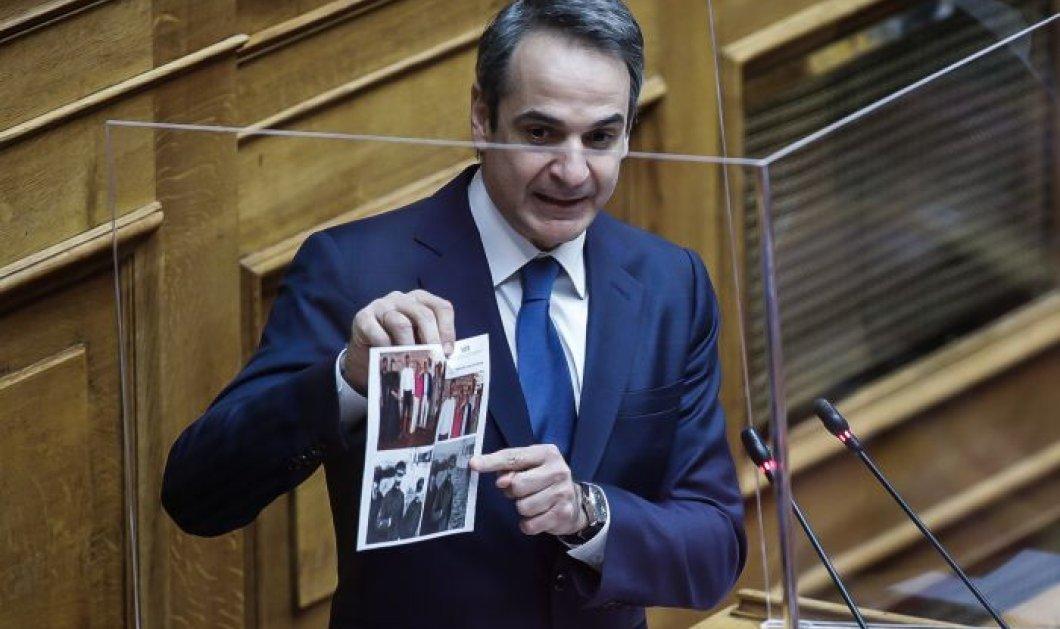 Κυρ. Μητσοτάκης - Βουλή: Η διαδικασία εξυγίανσης κινδυνεύει να χάσει το στόχο της, να μετατραπεί σε πεδίο κομματικής αντιπαράθεσης - Κυρίως Φωτογραφία - Gallery - Video
