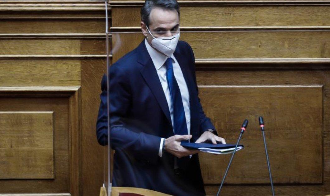 Live- Κυριάκος Μητσοτάκης στην Βουλή: Η δευτερολογία του πρωθυπουργού στη συζήτηση για Λιγνάδη & «καμπάνια χυδαιότητας» - Κυρίως Φωτογραφία - Gallery - Video