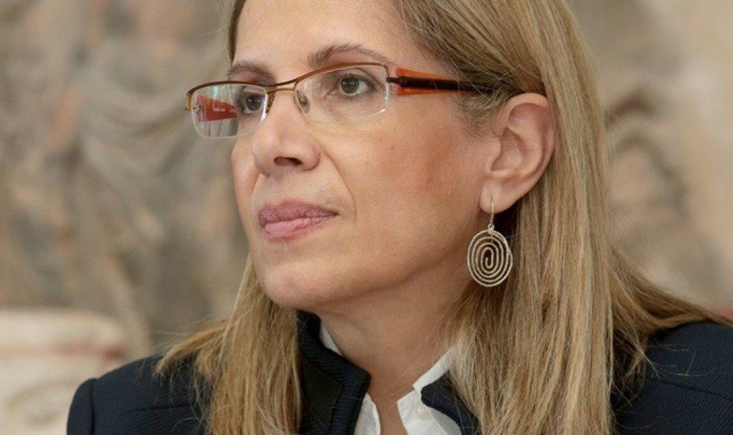 Τopwoman η Αθήνα Χατζηπέτρου: Πρόεδρος και CEO της Ελληνικής Αναπτυξιακής Τράπεζας - Θα βοηθήσουμε τις επιχειρήσεις στην προώθηση της καινοτομίας - Κυρίως Φωτογραφία - Gallery - Video