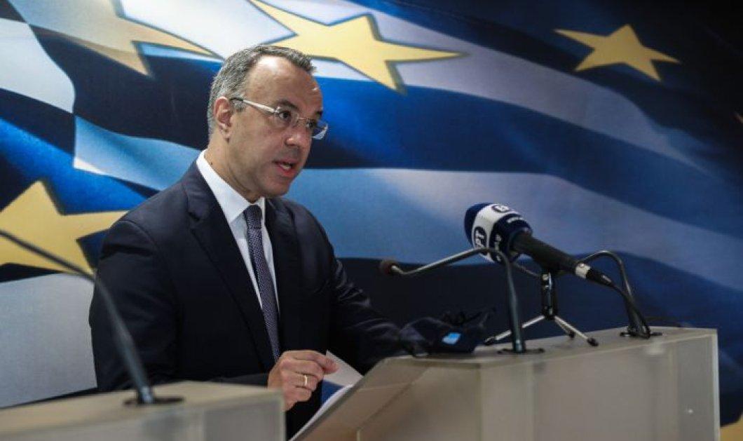 Χρ. Σταϊκούρας: Απαλλαγή ενοικίου για επιχειρήσεις σε αναστολή & μειώσεις ΦΠΑ - Tα νέα μέτρα στήριξης - Κυρίως Φωτογραφία - Gallery - Video