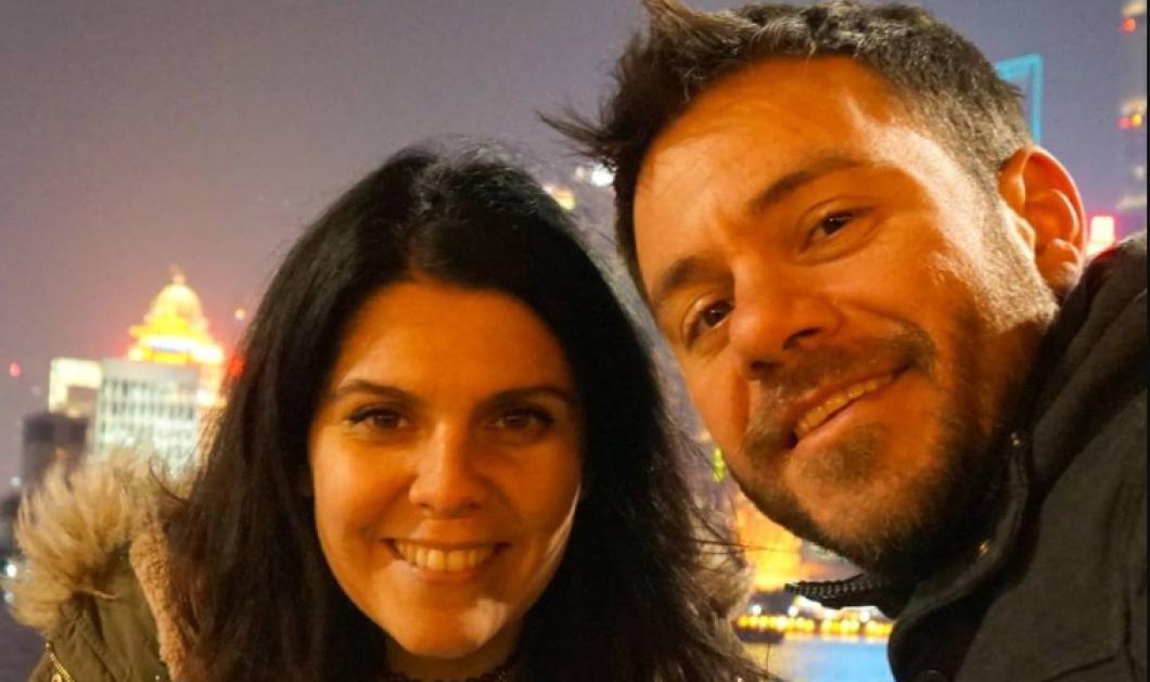 Ο Ευτύχης Μπλέτσας και η σύζυγός του θα γίνουν γονείς για δεύτερη φορά - Πως το ανακοίνωσαν...  - Κυρίως Φωτογραφία - Gallery - Video