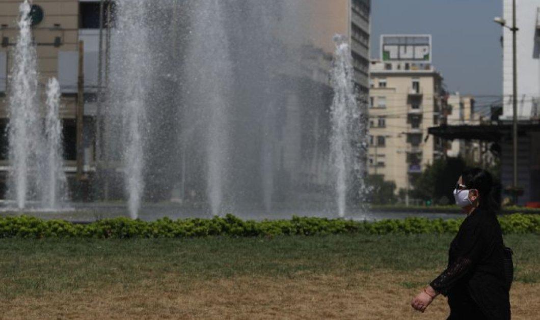 Κορωνοϊός - Ελλάδα: 543 νέα κρούσματα, 248 διασωληνωμένοι, 33 θάνατοι - Κυρίως Φωτογραφία - Gallery - Video