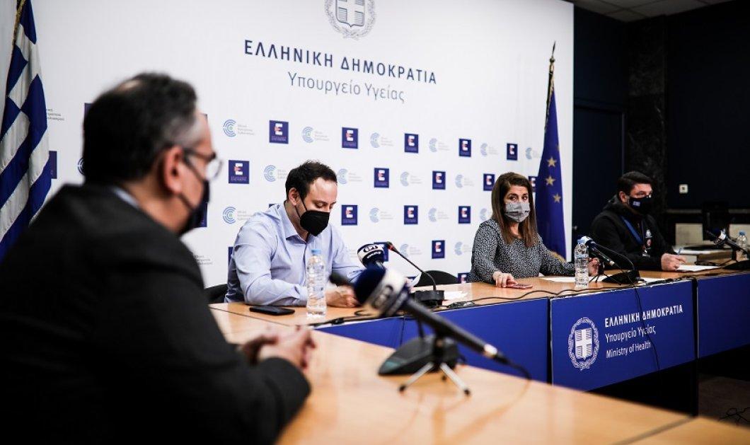 """Χαρδαλιάς: Παράταση του Lockdown σε Αθήνα & Θεσσαλονίκη - Κλειστά όλα τα σχολεία - Τα μέτρα για τις περιοχές σε """"βαθύ κόκκινο""""  - Κυρίως Φωτογραφία - Gallery - Video"""