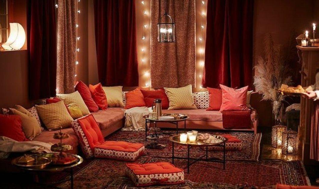 """Διακόσμηση με άρωμα ανατολής: Δώστε στο σπίτι σας  την εξωτική ατμόσφαιρα από τις """"Χίλιες & μια νύχτες"""" (φώτο) - Κυρίως Φωτογραφία - Gallery - Video"""