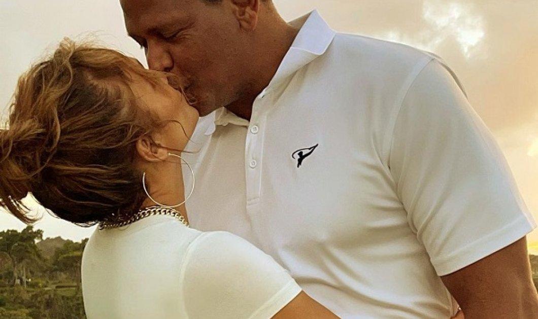 Η Jennifer Lopez και ο Alex Rodriguez μαζί και πολύ ερωτευμένοι - Οι αγκαλιές και τα φιλιά στον Άγιο Δομίνικο (φωτό) - Κυρίως Φωτογραφία - Gallery - Video