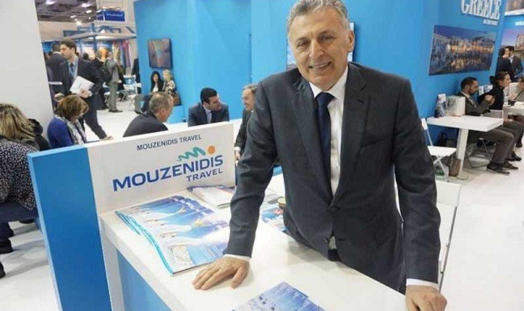 Ο Μπόρις Μουζενίδης ιδρυτής της αεροπορικής Ellinair πέθανε από κορωνοϊό: Ταξίδεψε στη Ρωσία για έκθεση τουρισμού & κόλλησε (φωτό) - Κυρίως Φωτογραφία - Gallery - Video