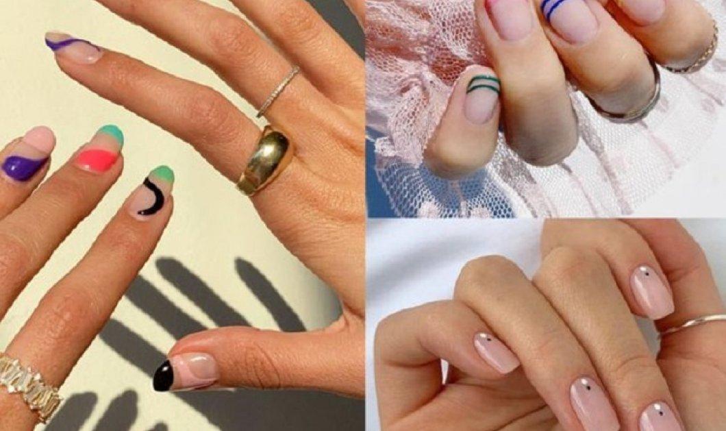 Εξαίσια χρώματα - εκπληκτικά σχέδια & θετική ενέργεια: Κορίτσια τα νύχια της άνοιξης είναι εντυπωσιακά (φώτο) - Κυρίως Φωτογραφία - Gallery - Video