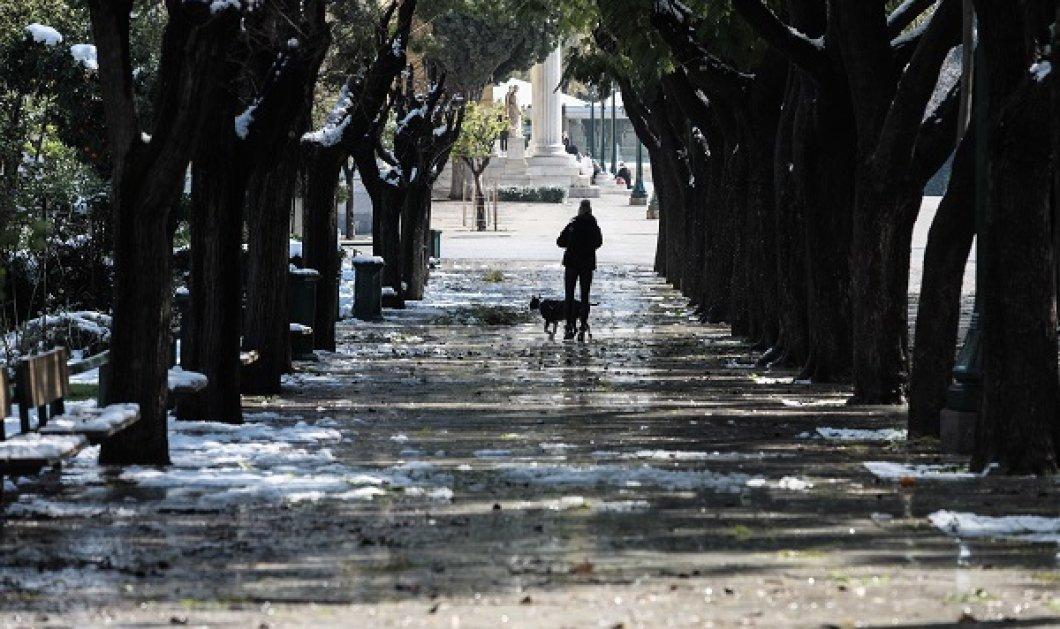 Καιρός: Βροχές, καταιγίδες και χιόνια σήμερα Σάββατο - Που θα είναι έντονα τα φαινόμενα; - Κυρίως Φωτογραφία - Gallery - Video
