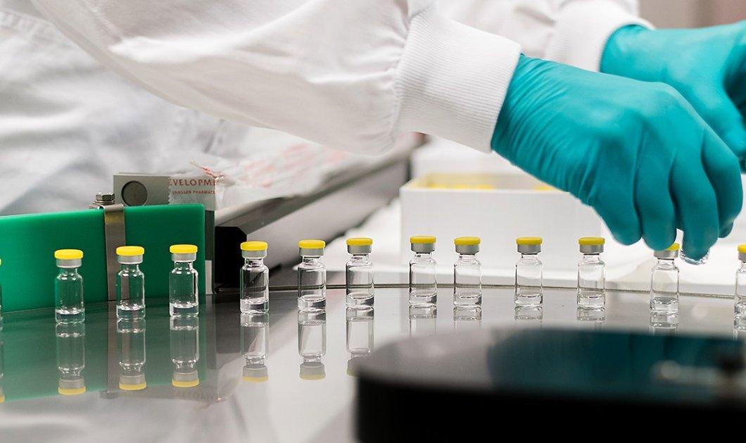 O ΠΟΥ είναι σαφής:  Κάντε το εμβόλιο της Johnson & Johnson -  Ασπίδα και για τις μεταλλάξεις του κορωνοϊού  - Κυρίως Φωτογραφία - Gallery - Video