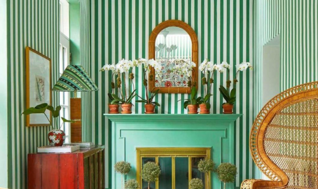 Αυτά είναι τα top χρώματα της σεζόν για να βάψεις τους τοίχους του σπιτιού σου - Τόσο όμορφα , θα σε ηρεμήσουν (φωτό)  - Κυρίως Φωτογραφία - Gallery - Video