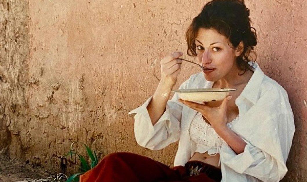 Η Δωροθέα Μερκούρη ταξιδιώτισσα: Στο Περού το 1997 τρώει σ'ένα πεζούλι- Ονειρευόταν πίτσα και βρήκε τον Giovanni (φωτό) - Κυρίως Φωτογραφία - Gallery - Video