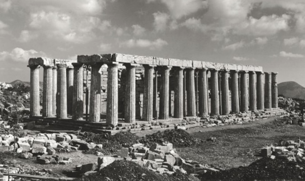 200 χρόνια από την αρπαγή των μαρμάρων του Επικουρίου Απόλλωνα: Ένας από τους επιβλητικότερους ναούς της αρχαιότητας (φωτό & βίντεο) - Κυρίως Φωτογραφία - Gallery - Video