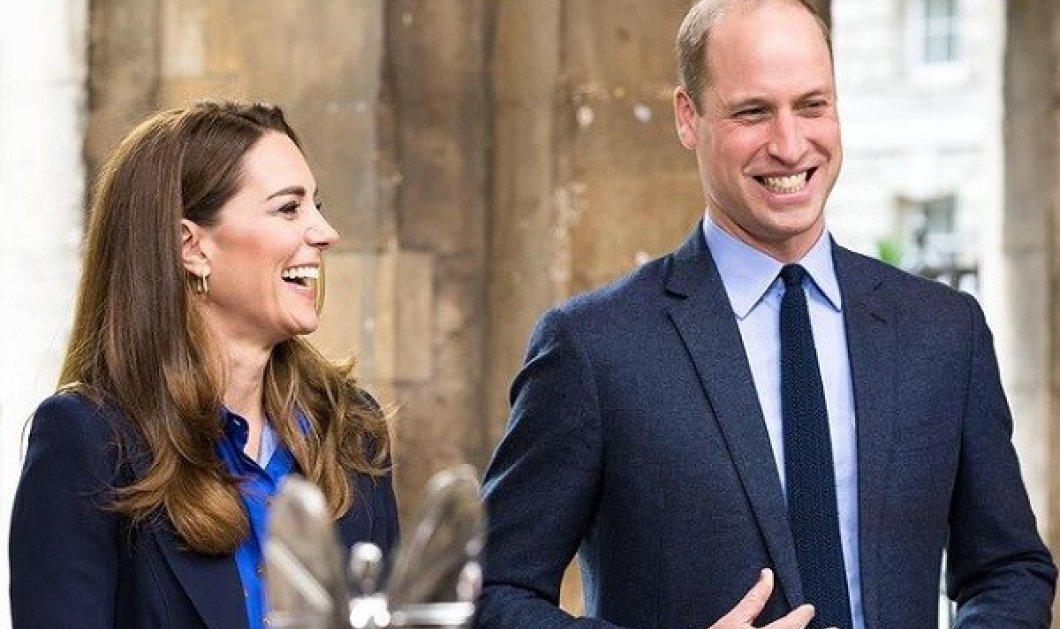 Ο πρίγκιπας William είναι ο πιο «sexy καραφλός άντρας» σύμφωνα με έρευνα - Μπροστά από τον Jason Statham & τον Michael Jordan - Κυρίως Φωτογραφία - Gallery - Video