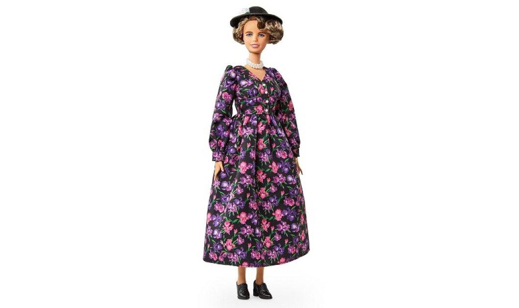 Η Mattel γιορτάζει την Παγκόσμια Ημέρα της γυναίκας με μια  Barbie με τη μορφή της Eleanor Roosevelt - Δείτε πρώτες την υπέροχη κούκλα (φώτο)  - Κυρίως Φωτογραφία - Gallery - Video