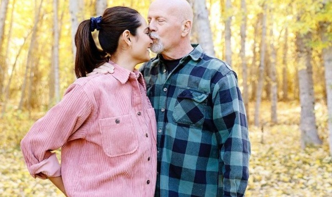 Bruce Willis & Emma Heming έκλεισαν 12 χρόνια γάμου: Είναι ο άνθρωπός μου αν και μερικές φορές θέλω να τον στείλω στο φεγγάρι (φωτό) - Κυρίως Φωτογραφία - Gallery - Video