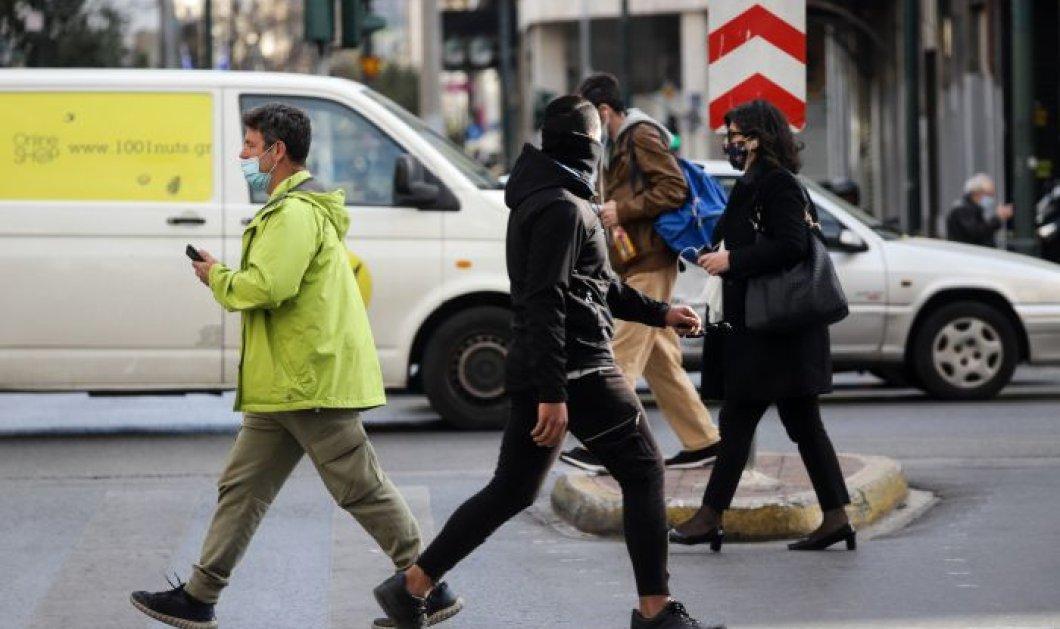 Κορωνοϊός  - Eλλάδα: ''Μαύρη Τρίτη'' με  3.586 νέα κρούσματα, 699 διασωληνωμένους & 51 νεκρούς - Κυρίως Φωτογραφία - Gallery - Video