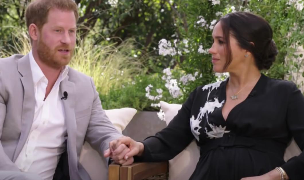 Πρίγκιπας Χάρι και Μέγκαν στην Όπρα: Πρώτη γεύση από την πολυαναμενόμενη συνέντευξη - ''Μόλις είπατε σοκαριστικά πράγματα'' (βίντεο) - Κυρίως Φωτογραφία - Gallery - Video
