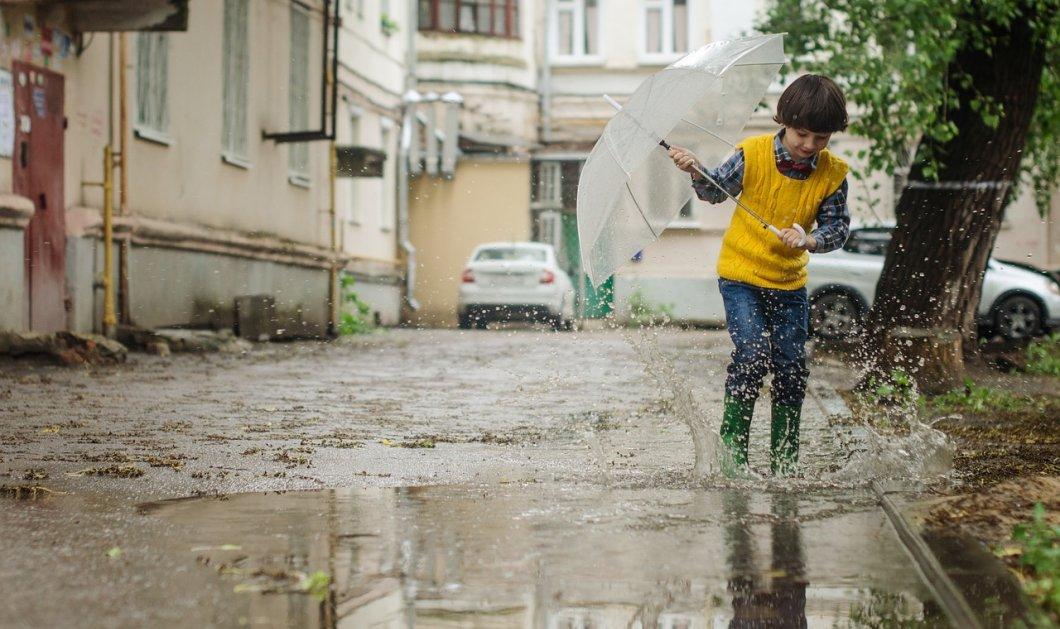 Καιρός: Βροχερό το σκηνικό σήμερα, Τετάρτη με κρύο και μποφόρ - Που θα εκδηλωθούν καταιγίδες;  - Κυρίως Φωτογραφία - Gallery - Video