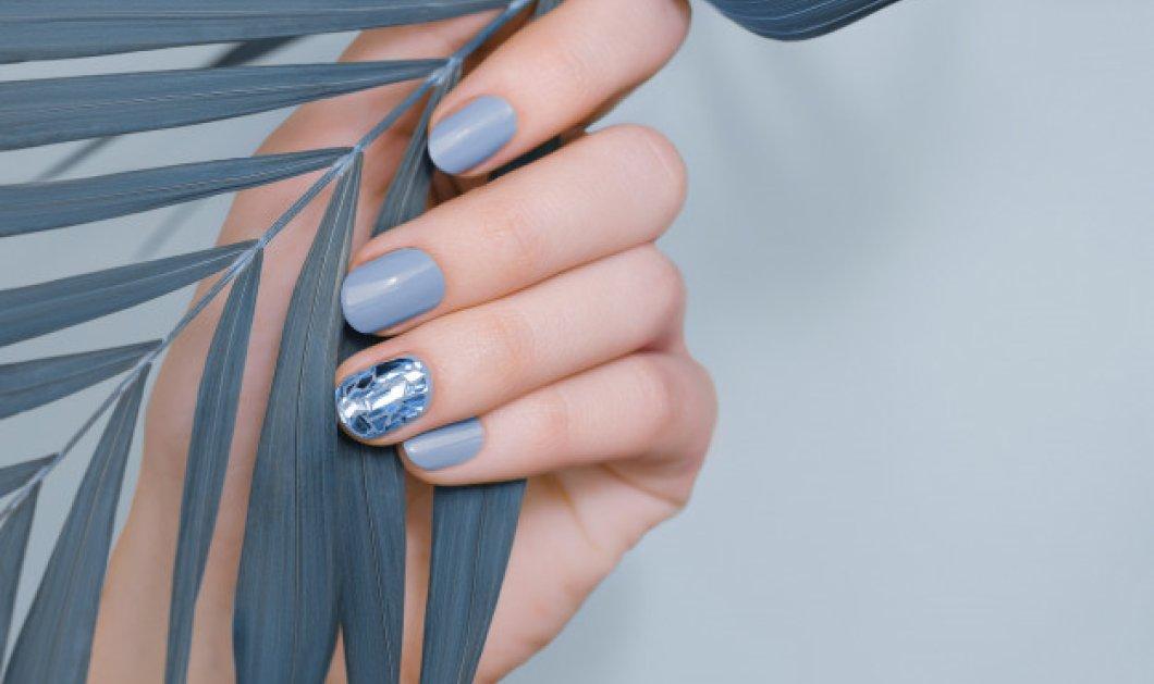 Spring nails: 42 ιδέες για να κάνεις το πιο όμορφο ανοιξιάτικο μανικιούρ - Μόνη σου στο σπίτι  - Κυρίως Φωτογραφία - Gallery - Video