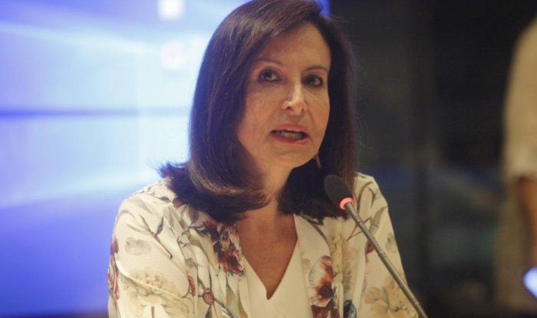 Γιατί η Αννα Διαμαντοπούλου απέσυρε την υποψηφιότητά της για την ηγεσία του ΟΟΣΑ  - Αφού έφτασε στους 3 φιναλίστ - Κυρίως Φωτογραφία - Gallery - Video