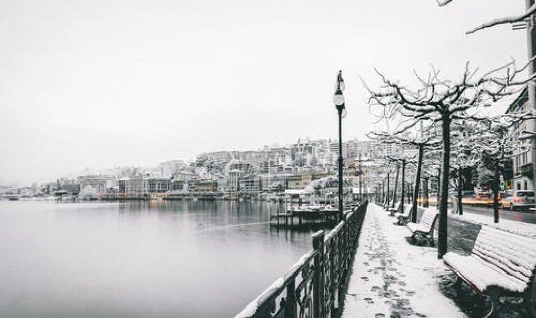 Εκτακτο δελτίο επιδείνωσης από την ΕΜΥ: Έρχεται τσουχτερό κρύο, χιόνια και καταιγίδες - Που αναμένονται τα φαινόμενα; - Κυρίως Φωτογραφία - Gallery - Video