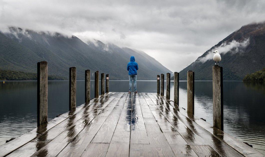 Συννεφιασμένος ο καιρός σήμερα Παρασκευή -Πού θα σημειωθούν βροχές; - Κυρίως Φωτογραφία - Gallery - Video