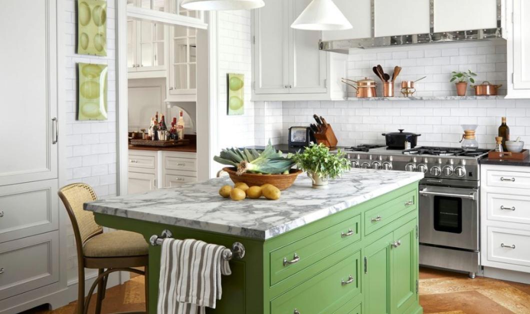 Ο Σπύρος Σούλης μας προτείνει: Αυτές είναι οι επόμενες μεγάλες χρωματικές τάσεις στα ντουλάπια της κουζίνας  - Κυρίως Φωτογραφία - Gallery - Video