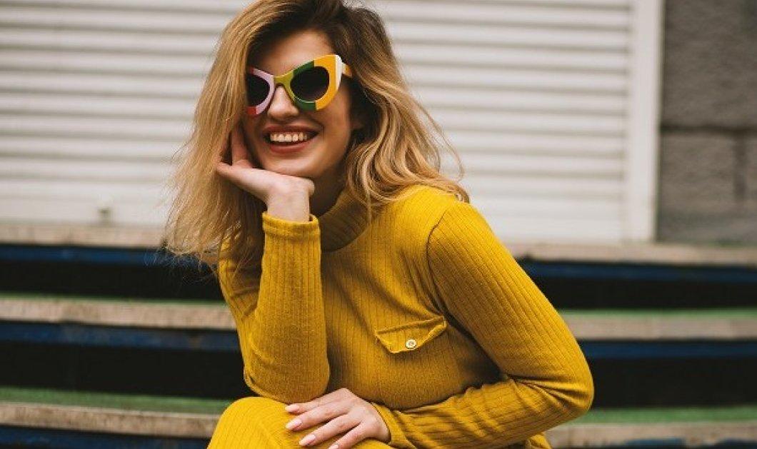 Γυαλιά ηλίου, sneakers, ένα αέρινο φόρεμα και είμαστε έτοιμες: 15 must have για την ανοιξιάτικη γκαρνταρόμπα (φωτό) - Κυρίως Φωτογραφία - Gallery - Video